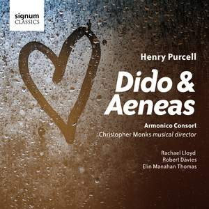 Purcell: Dido and Aeneas Product Image