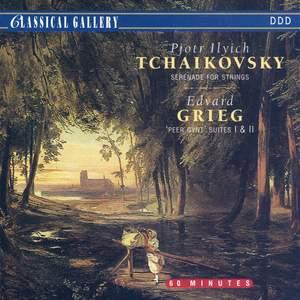 Grieg: Peer Gynt Suites & Tchaikovsky: Serenade for Strings