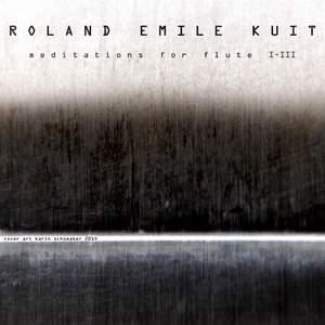 Meditations for Flute I-III