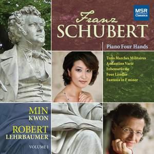 Schubert: Music for Piano Four Hands