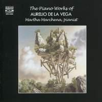 Piano Works of Aurelio De La Vega