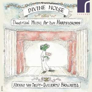 Divine Noise: Theatrical Music for Two Harpsichords Product Image