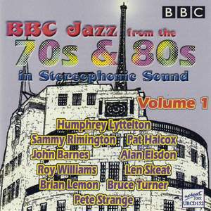 BBC Jazz From The 70s & 80s - Volume 1