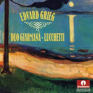 Grieg, Mozart: Complete Works for Piano Duet