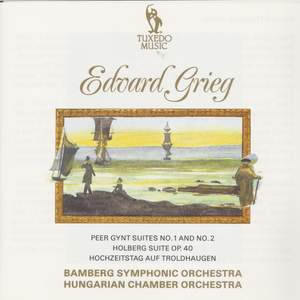 Grieg: Suites