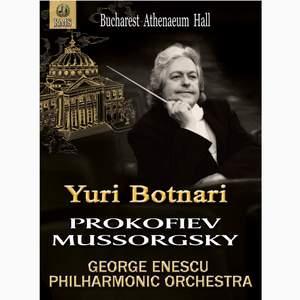 Yuri Botnari, G. Enescu Philharmonic Orchestra: Prokofiev 'Romeo and Juliet'; Mussorgsky 'A Night on the Bare Mountain'