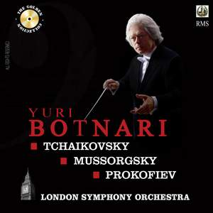 Prokofiev - Mussorgsky - Tchaikovsky Product Image