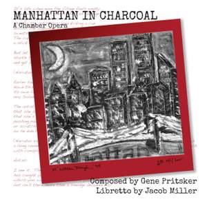 Pritsker: Manhattan in Charcoal