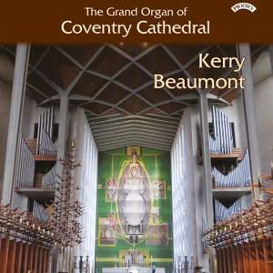 The Grand Organ of Coventry Cathedral