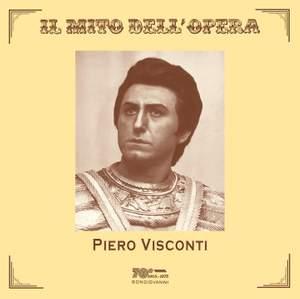Piero Visconti: live recordings 1976-1992