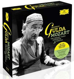 Friedrich Gulda: The Complete Mozart Tapes