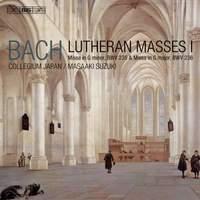 JS Bach: Lutheran Masses I