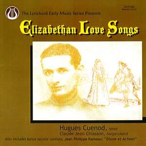 Elizabethan Love Songs
