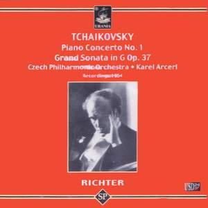 Tchaikovsky: Piano Concerto No. 1 & Grand Sonata