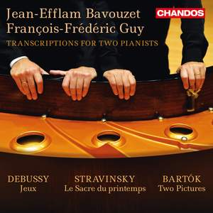 Transcriptions for Two Pianists