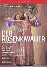 Strauss: Der Rosenkavalier (DVD)