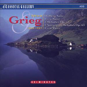 Grieg: Holberg Suite - Lyric Suite - 2 Melodies - 2 Nordic Melodies - Lyric Piece No. 4