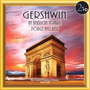 Gershwin: An American in Paris & Porgy and Bess Suite