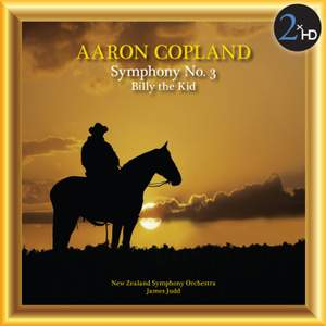 Copland: Billy the Kid Suite - Symphony No. 3