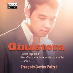 Ginastera: Danzes argentinas & Piano Sonata 1