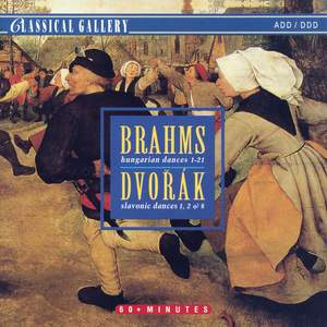 Brahms & Dvorak: Hungarian and Slavonic Dances