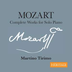 Mozart: Complete Works for Solo Piano