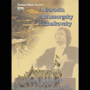 Borodin: Prince Igor - Mussorgsky: Pictures at an Exhibition - Tchaikovsky: Sleeping Beauty & Swan Lake Product Image