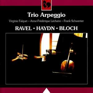 Ravel - Haydn - Bloch