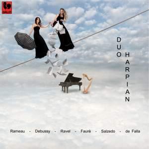 Rameau - Debussy - Ravel - Fauré - Salzedo - de Falla Product Image