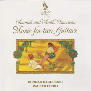 Spanish & South American Music for Two Guitars