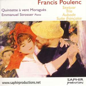 Poulenc: Sextet, Trio, Aubade, Suite Française