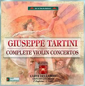 Tartini: Complete Violin Concertos Product Image