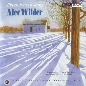 Eileen Farrell Sings Alec Wilder