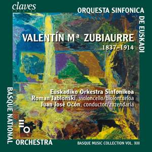 Zubiaurre: Symphony & Preludes Product Image