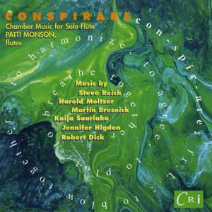 Conspirare – Chamber Music for Solo Flute Product Image