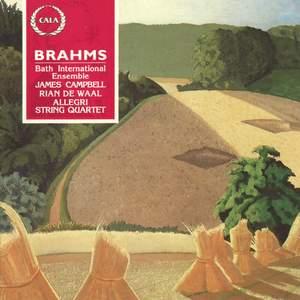 Brahms: Clarinet & Piano Quintets