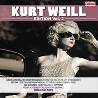 Kurt Weill Edition Vol. 2