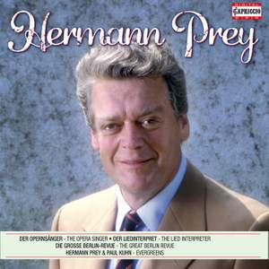 Hermann Prey – Edition