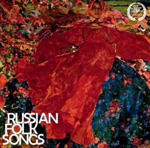 Russian Folk Songs - Vinyl Edition