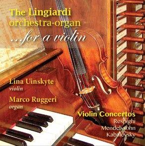 The Lingiardi Orchestra-Organ…for a violin