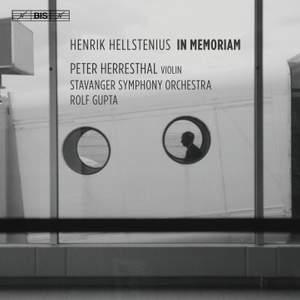 Henrik Hellstenius: In Memoriam