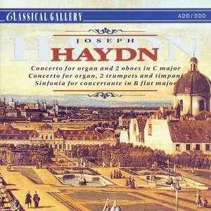 Haydn: Organ Concertos & Sinfonia Concertante