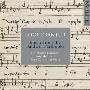 Loquebantur: Music from the Baldwin Partbooks Product Image