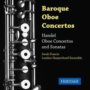 Handel: Oboe Concertos and Sonatas Product Image