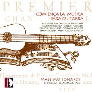 Various Artist: Comiença la musica para guitarra, Guitar Collection, Vol. 12