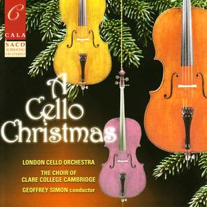 A Cello Christmas Product Image