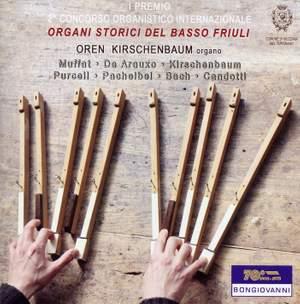 Organi Storici del Basso Friuli