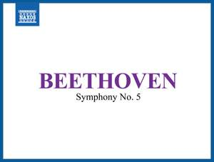 Beethoven: Symphony No. 5 in C minor, Op. 67 Product Image