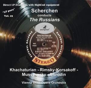 LP Pure, Vol. 19: Scherchen Conducts the Russians Product Image