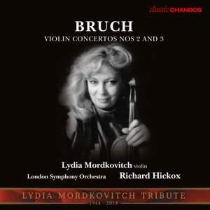 Bruch: Violin Concertos Nos. 2 & 3